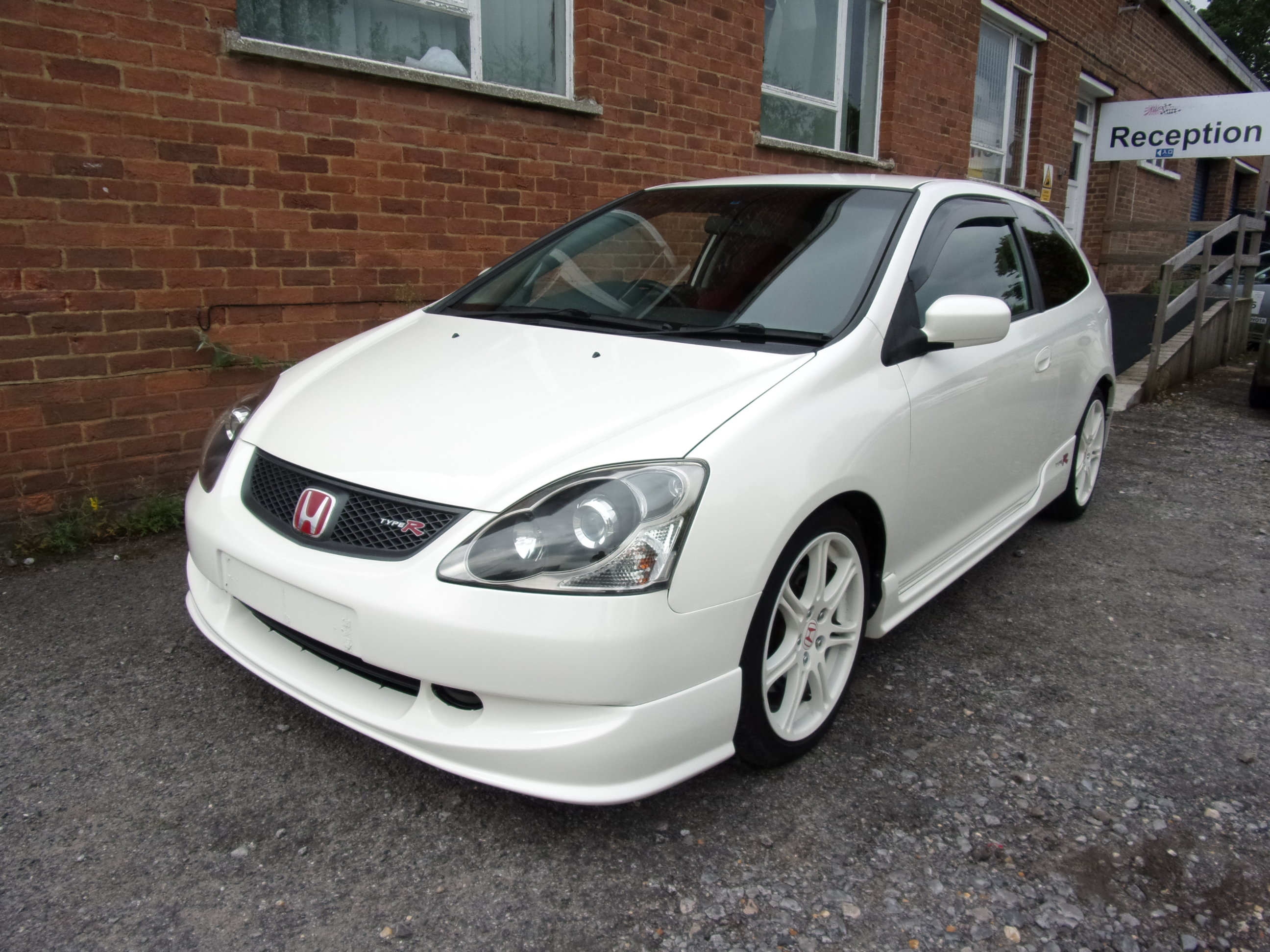 honda civic type-r (ep3) 2001 models
