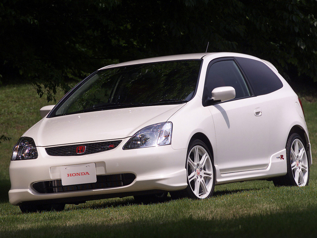 honda civic type-r (ep3) 2001 pictures