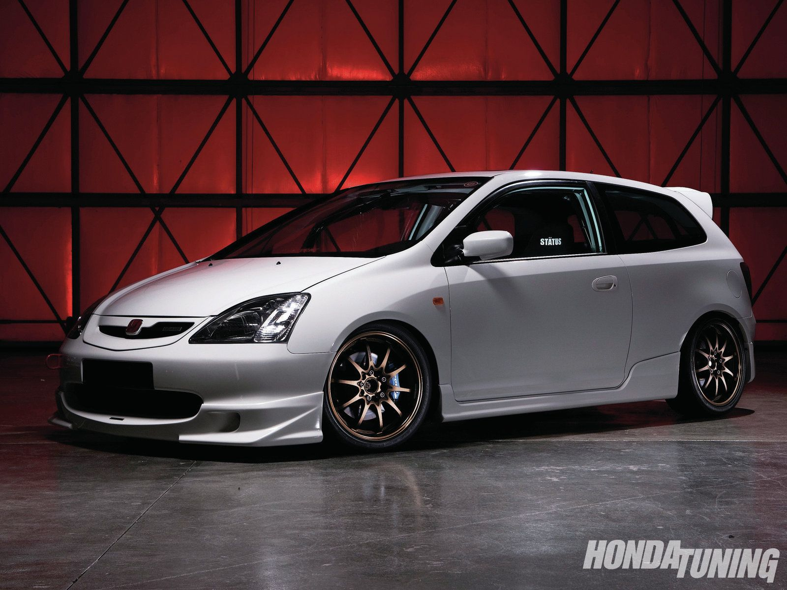 2003 Honda Civic type-r (ep3) - pictures, information and specs - Auto-Database.com
