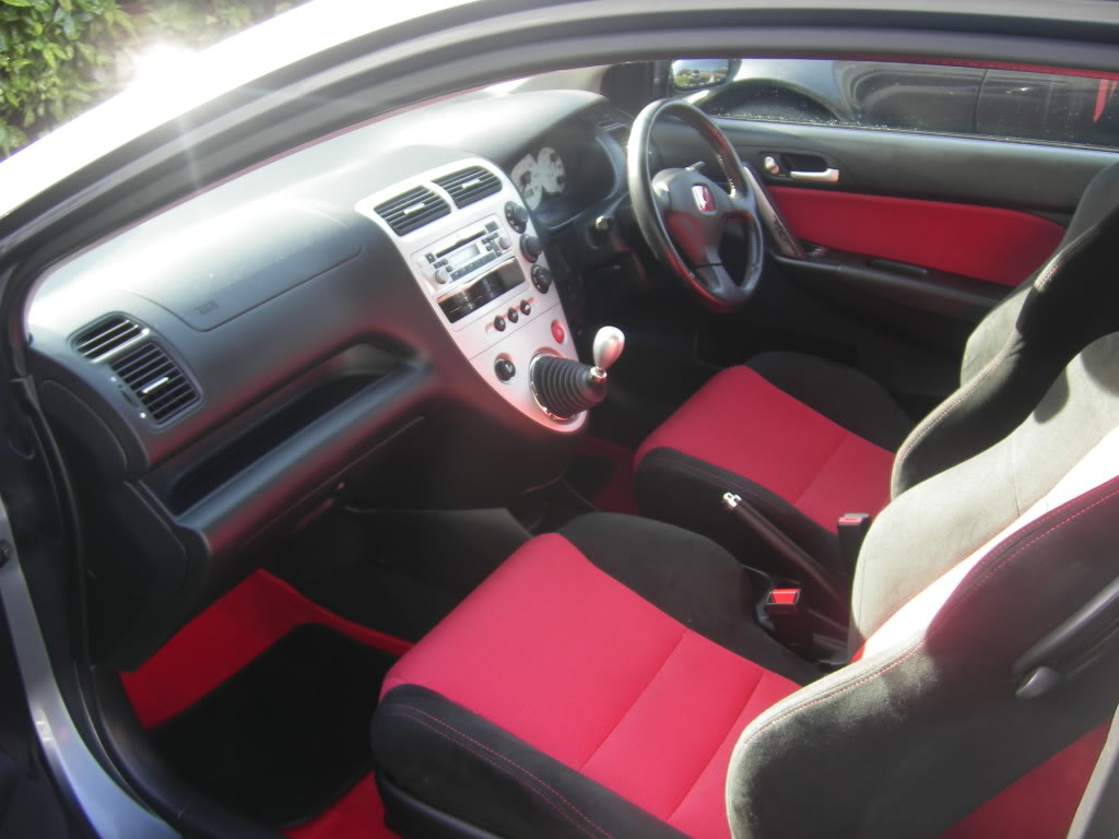 2004 Honda Civic Type R Ep3 Pictures Information And Specs Auto