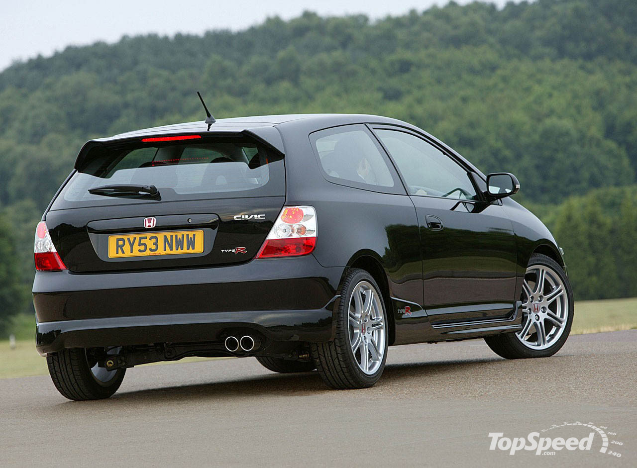 2004 Honda Civic type-r (ep3) - pictures, information and ...