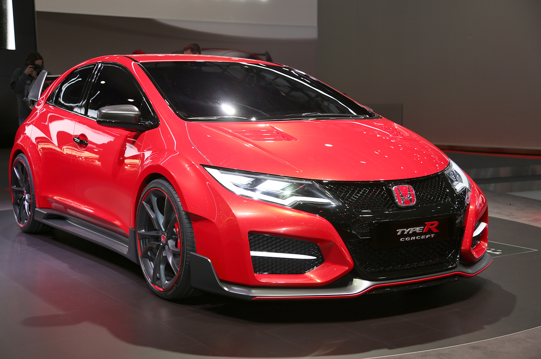 honda civic type-r pictures #10