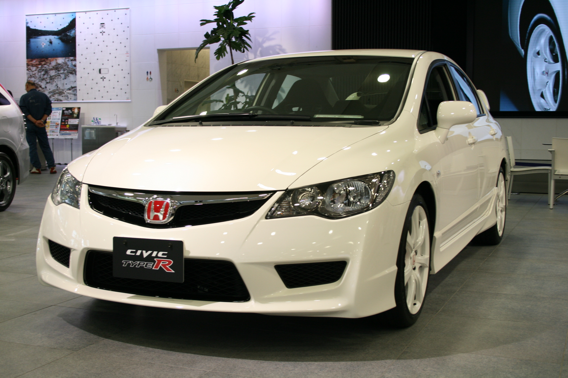 2007 honda civic type r sedan fd2 pictures information and specs auto. Black Bedroom Furniture Sets. Home Design Ideas