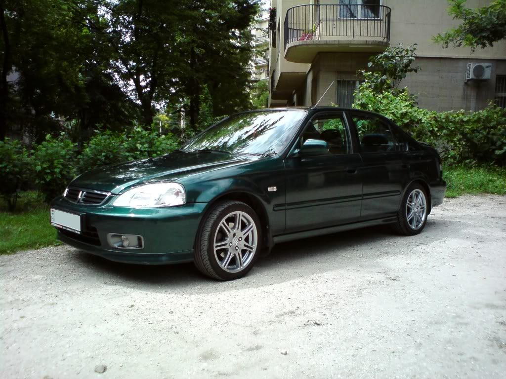 honda civic vi 1997