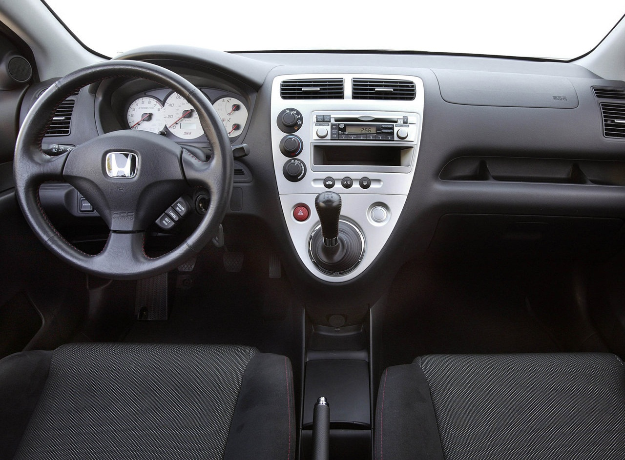 honda civic vii 2003 pictures