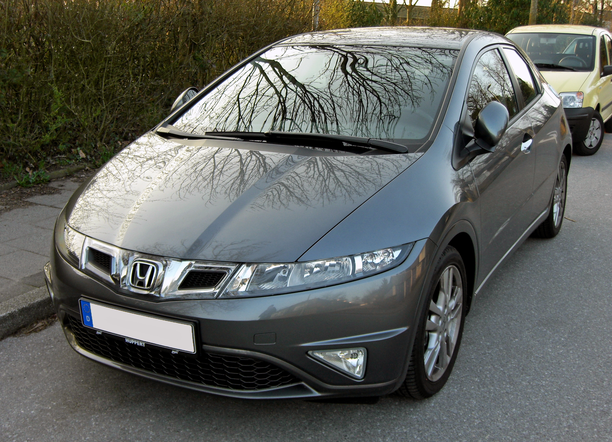 honda civic viii 2009 models #1