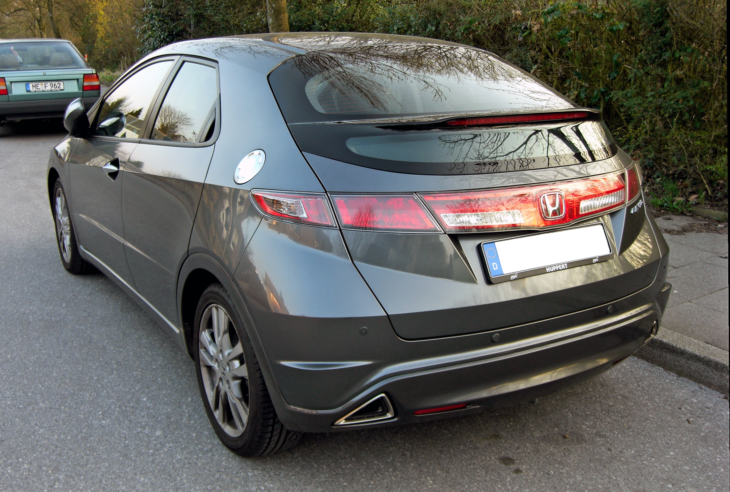 honda civic viii 2009 pictures #5