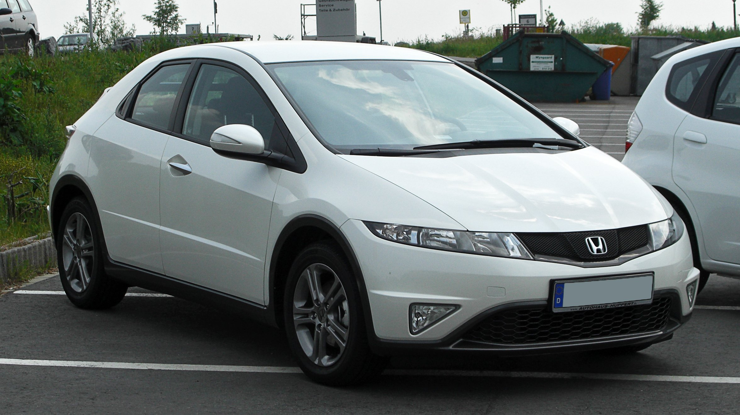 2010 honda civic viii pictures information and specs for Honda civic 2010 model