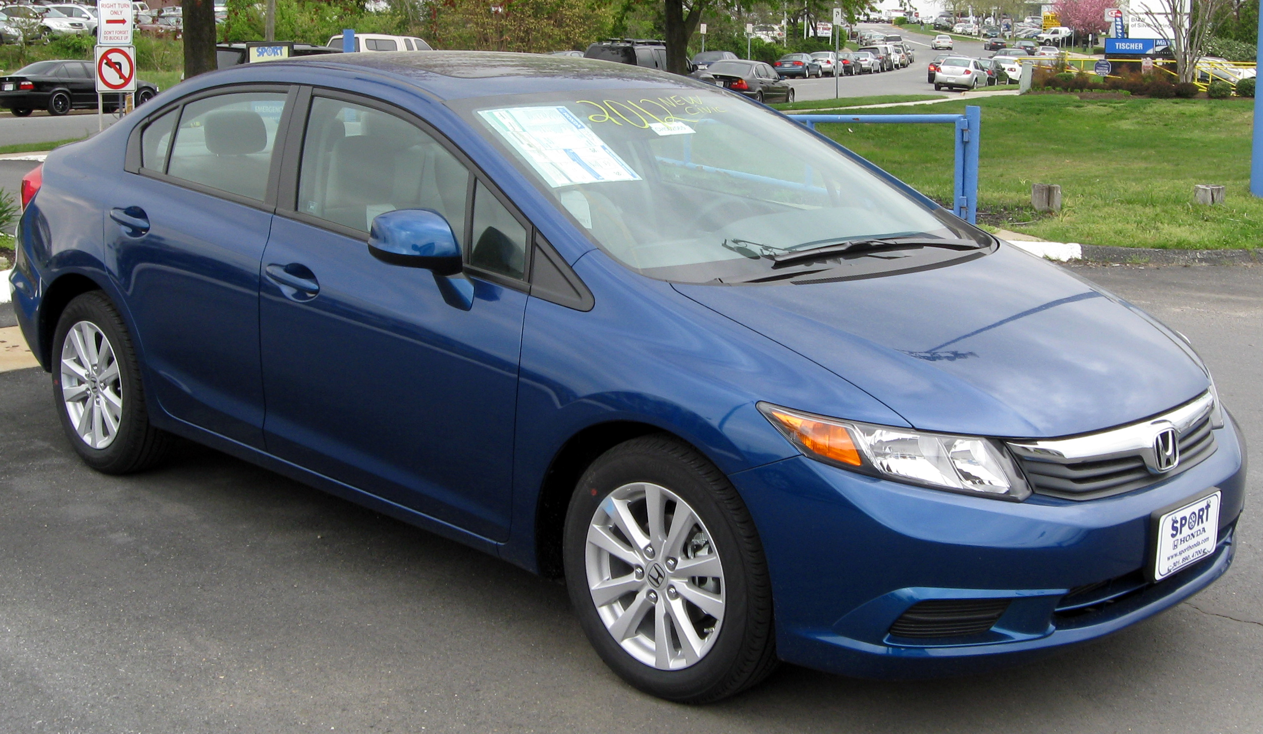 2012 honda civic viii pictures information and specs auto. Black Bedroom Furniture Sets. Home Design Ideas