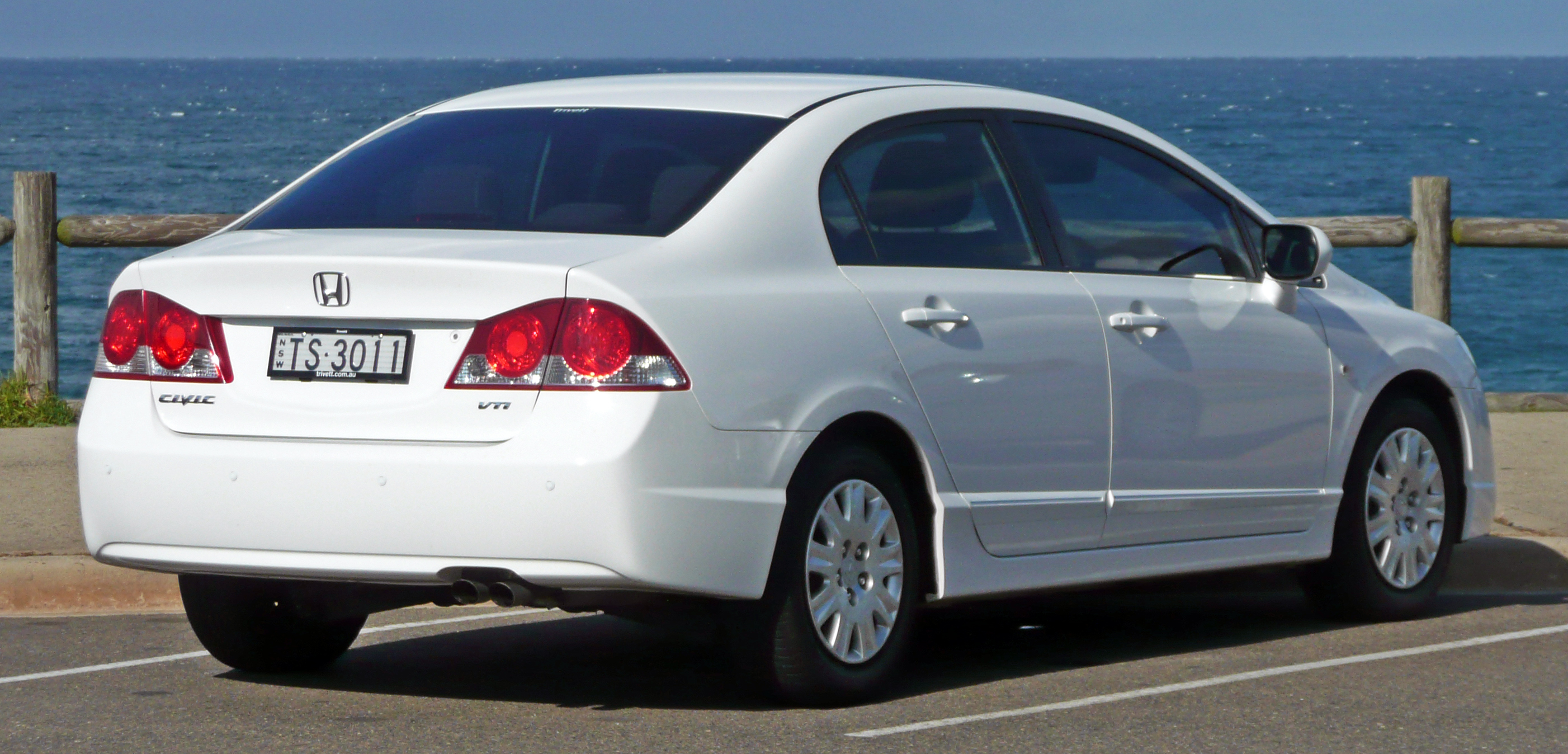 honda civic viii coupe 2009 images #5
