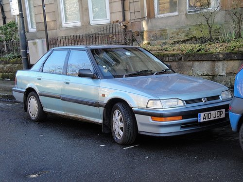 honda concerto (hw) 1991 pictures #2