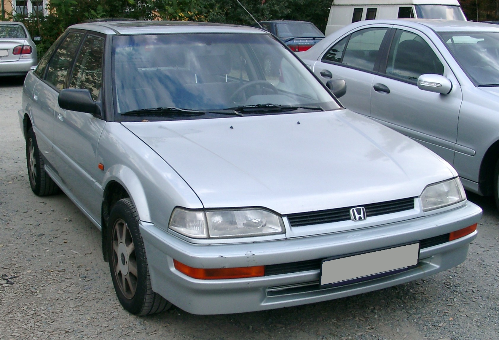 Honda Concerto   pictures, information and specs - Auto-Database.com