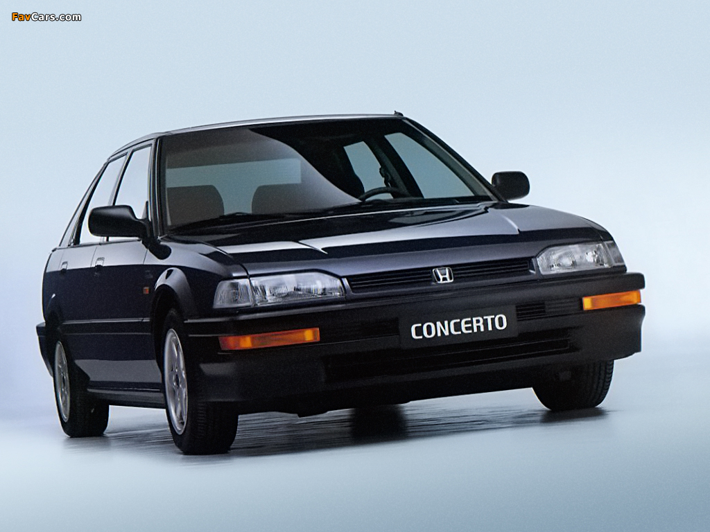 honda concerto wallpaper #9