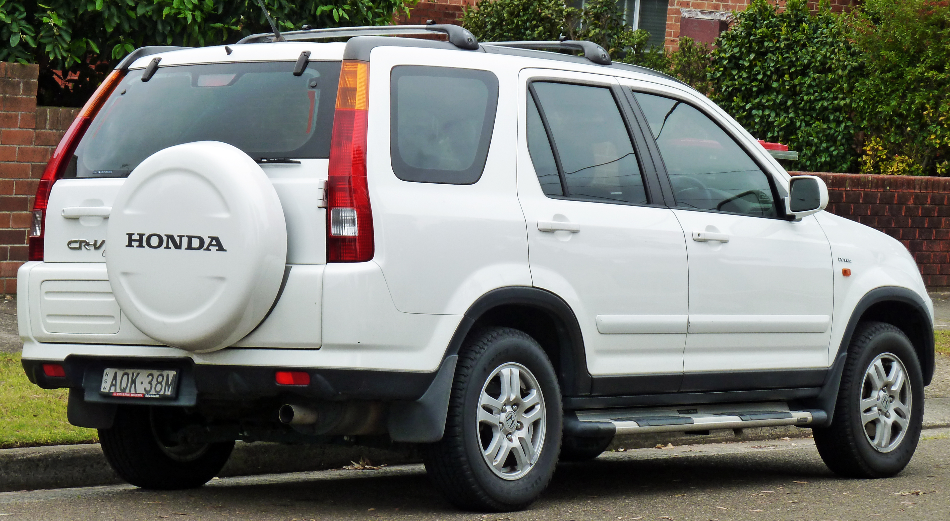 2006 Honda Cr-v iii (re5) - pictures, information and ...