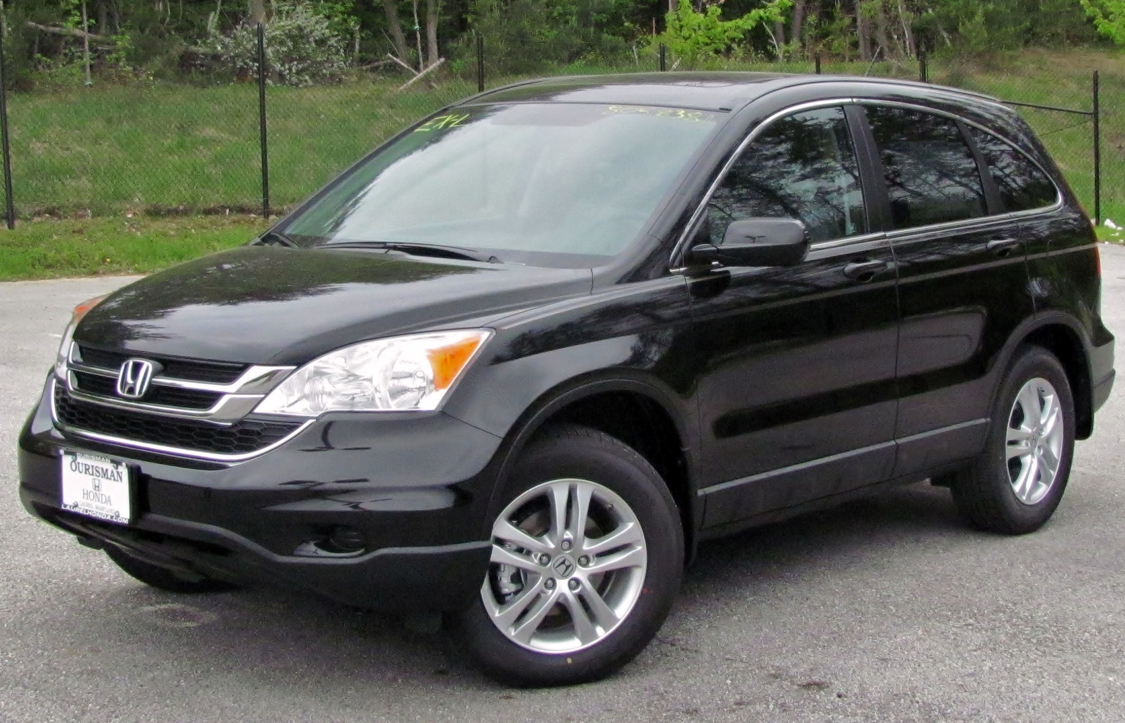 2009 Honda Cr-v iii (re5) - pictures, information and specs - Auto-Database.com