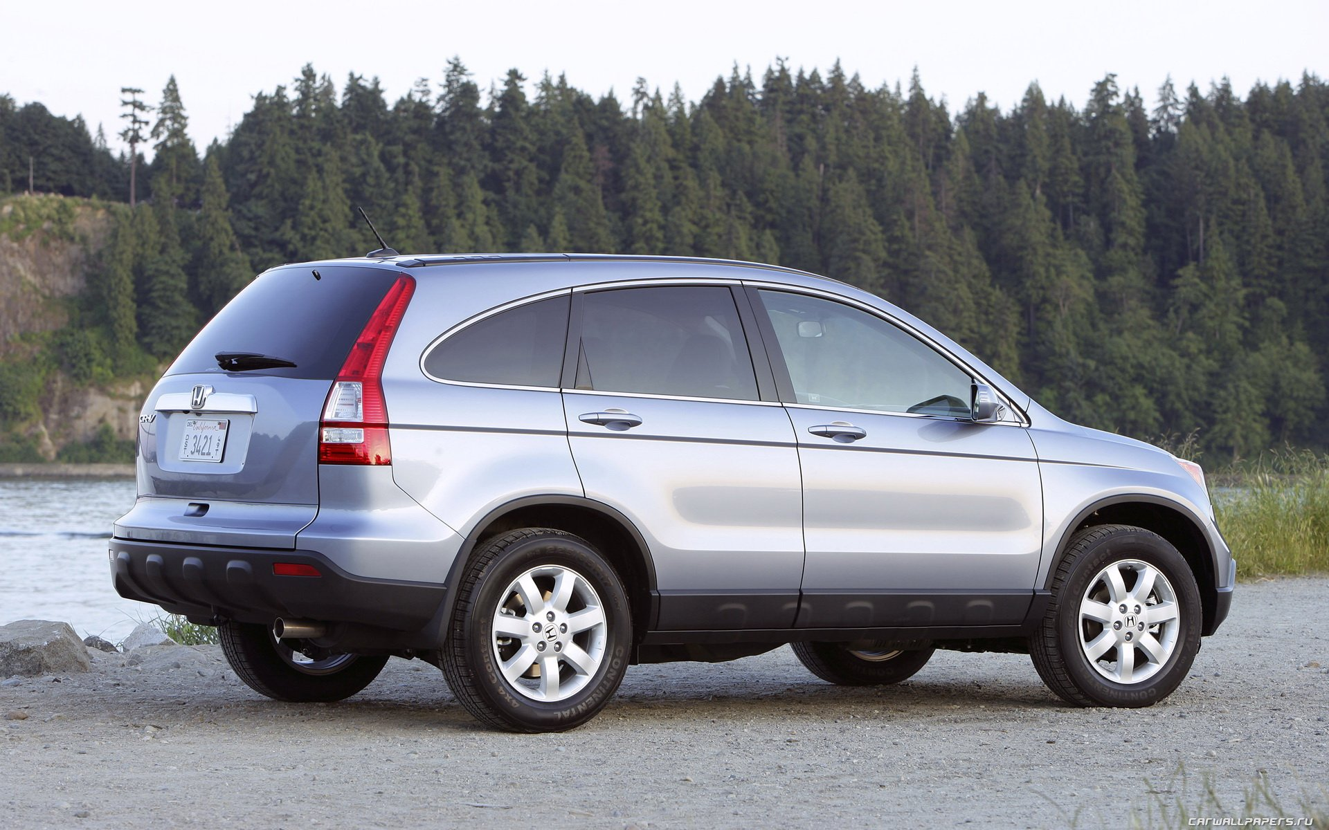 2014 Honda Cr-v iii (re5) - pictures, information and ...