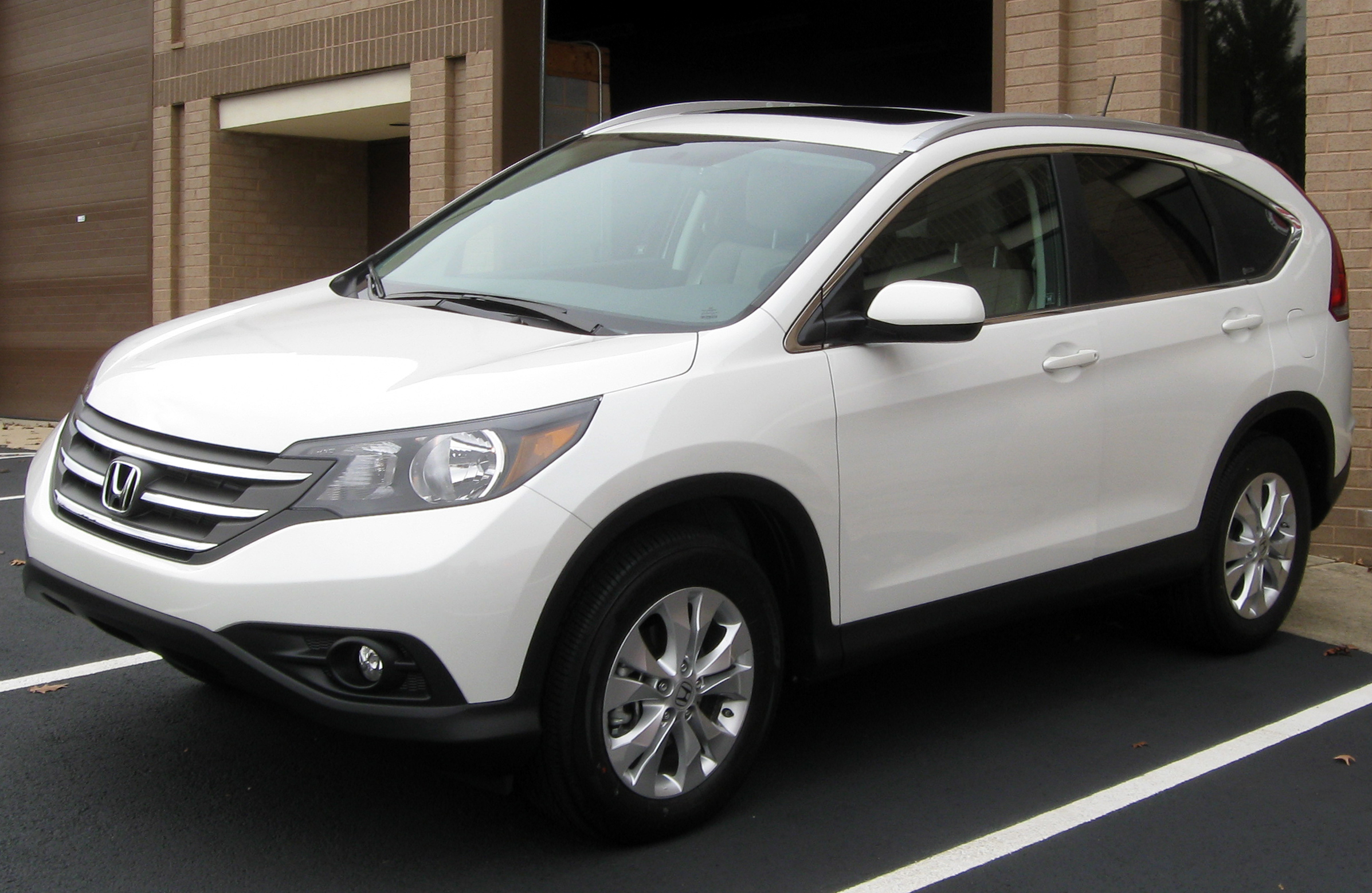 2011 Honda Cr-v iv - pictures, information and specs ...