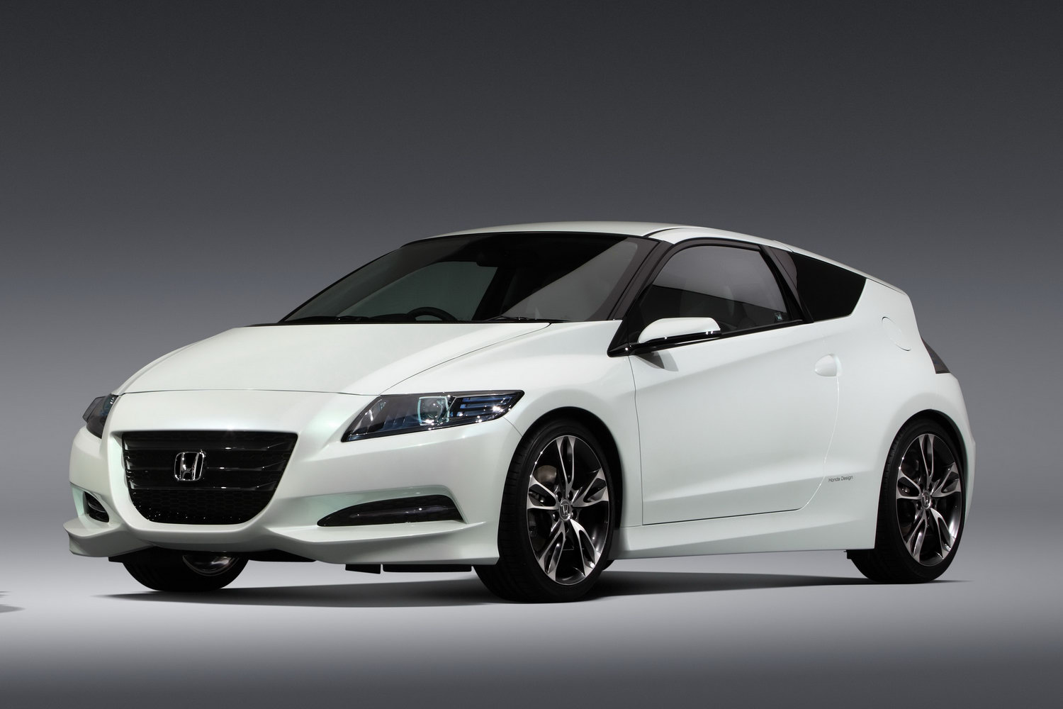 honda cr-z pictures