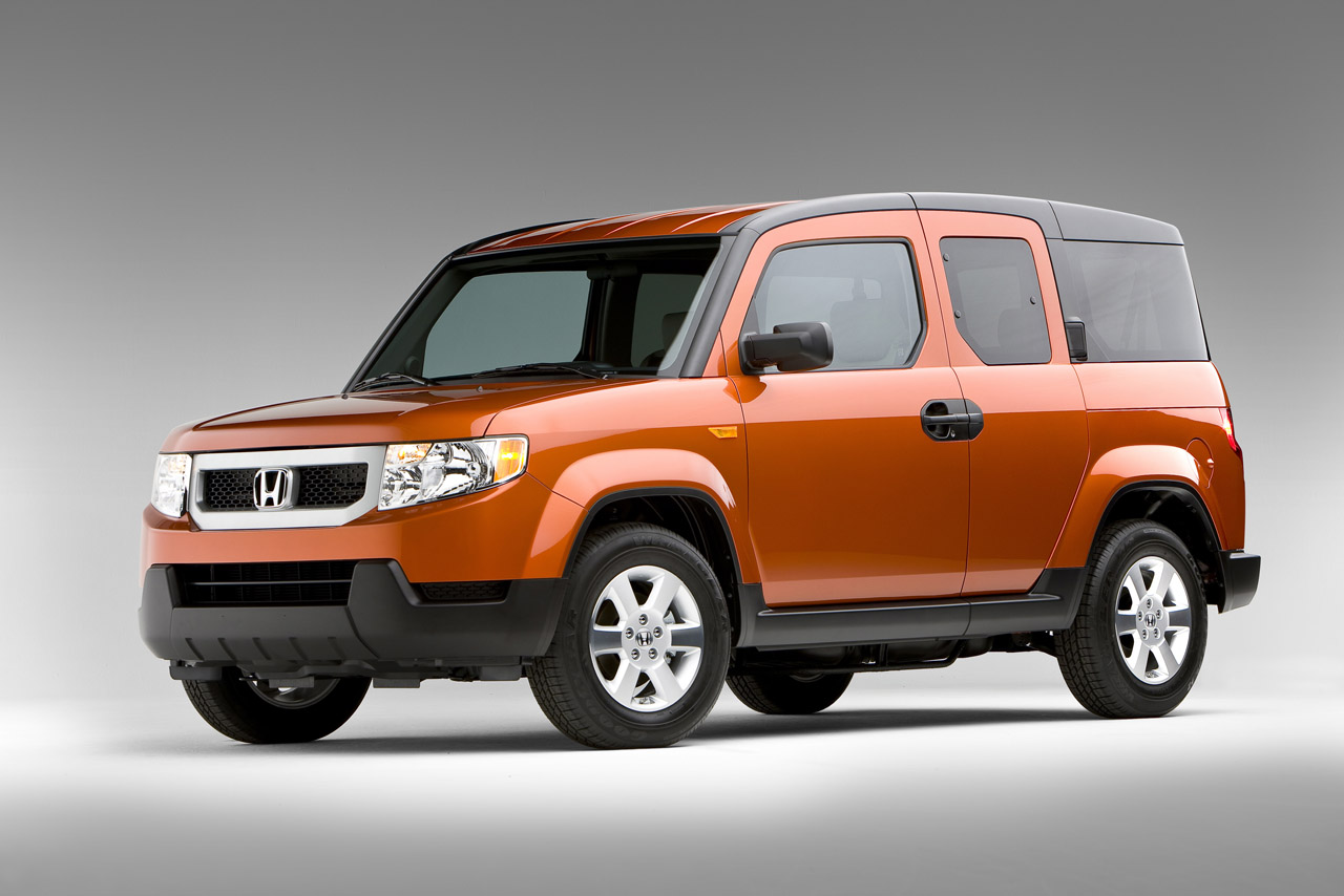 honda element 2012 images