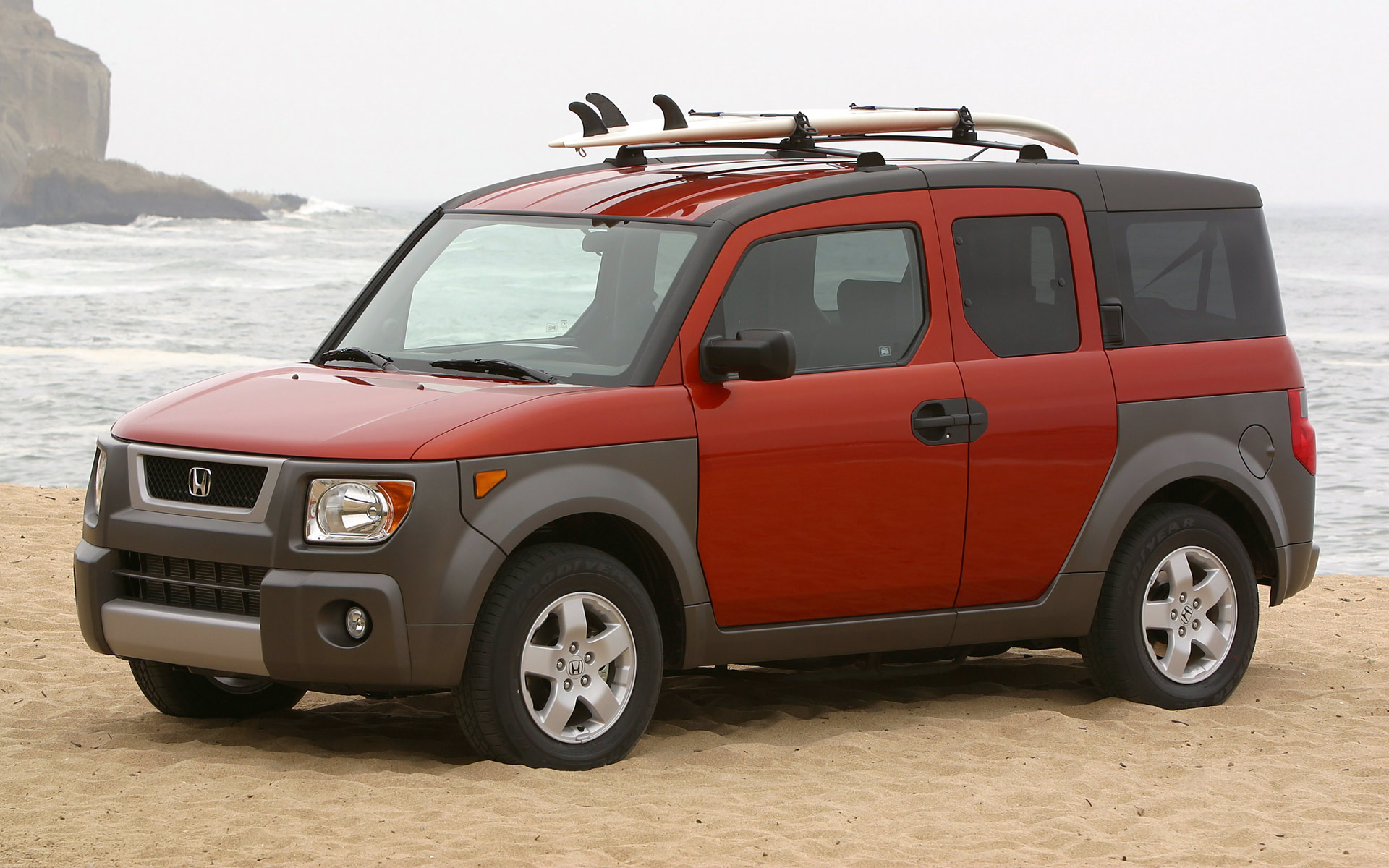 2013 Honda Element Pictures Information And Specs