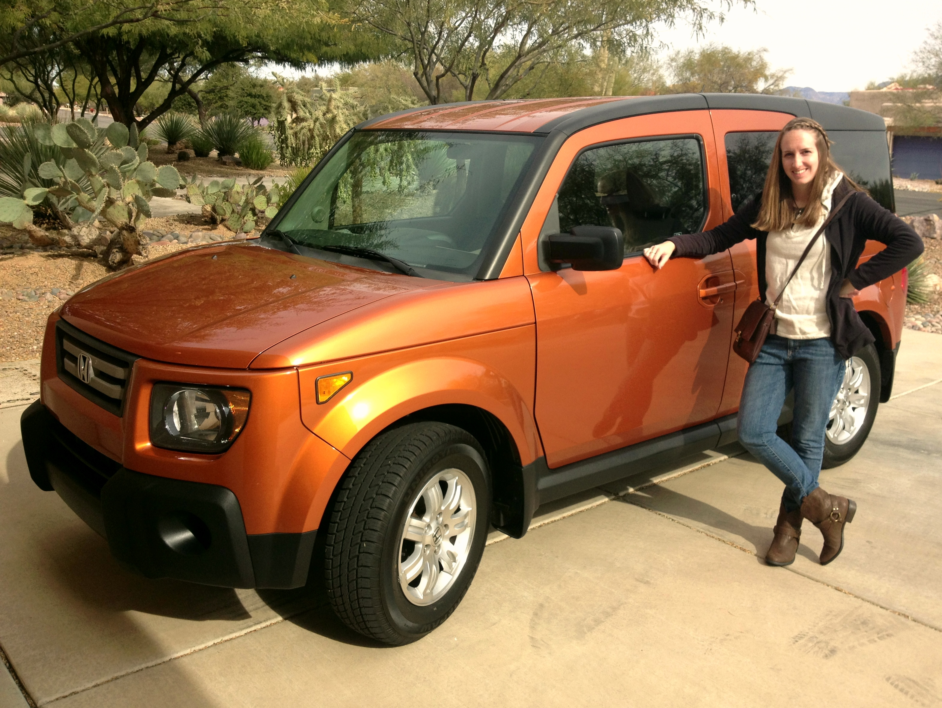 Image Gallery Honda Element Images