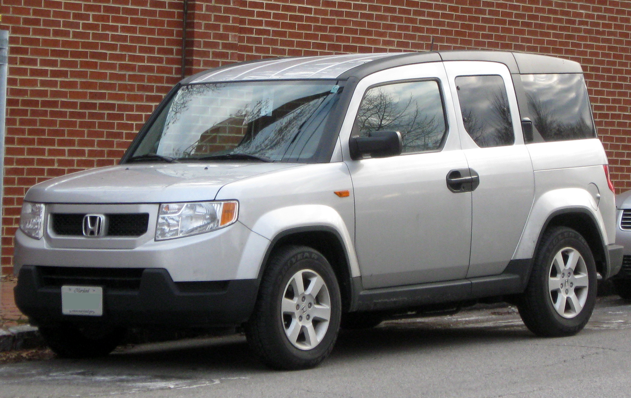 2014 Honda Element  U2013 Pictures  Information And Specs