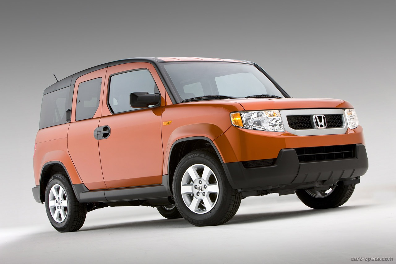 2016 Honda Element – pictures, information and specs - Auto-Database.com