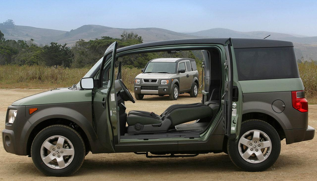 2016 Honda Element >> Honda Element 2016 Images Auto Database Com