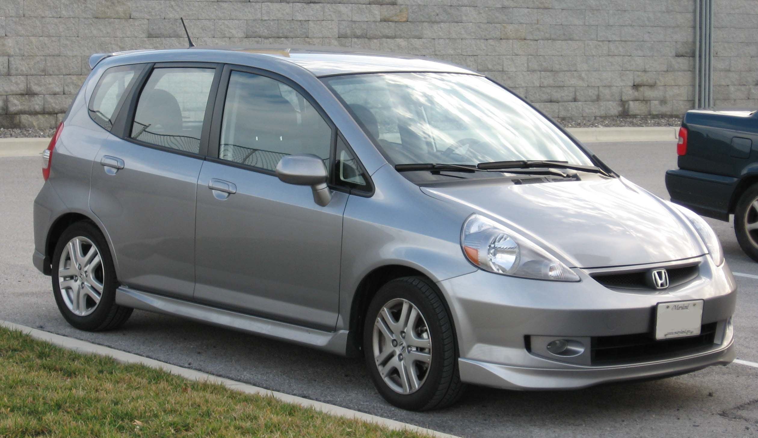 2006 Honda Fit I Gd Pictures Information And Specs