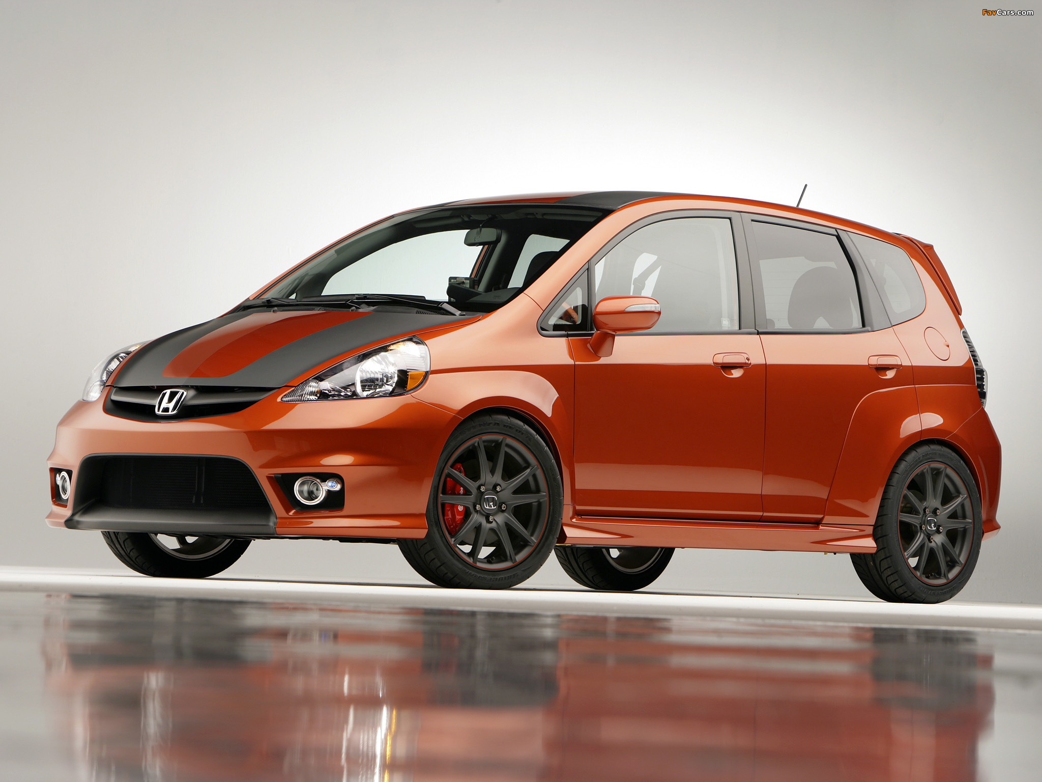2007 honda fit i gd pictures information and specs for Honda fit horsepower