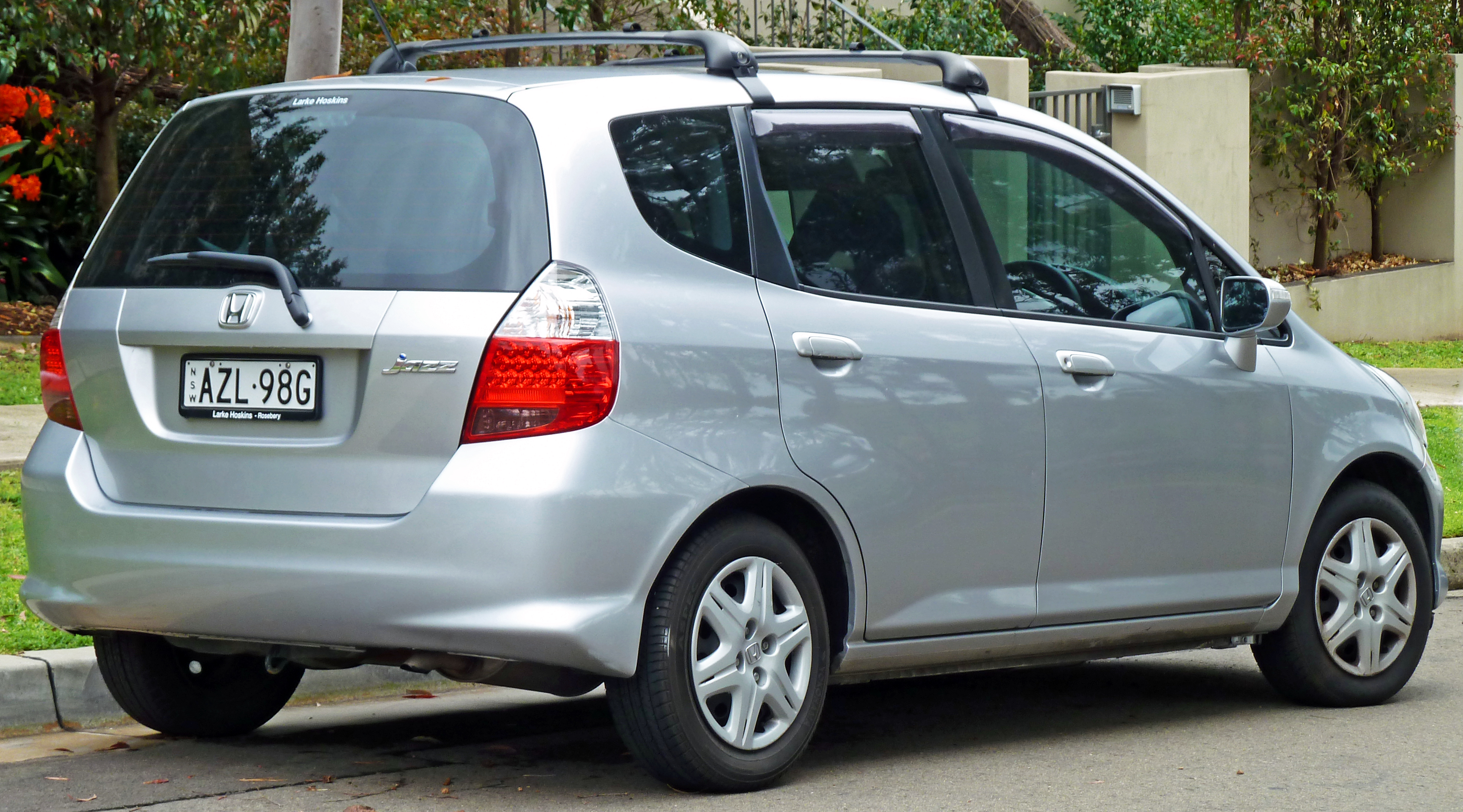 2007 Honda Fit i (gd) – pictures, information and specs ... on