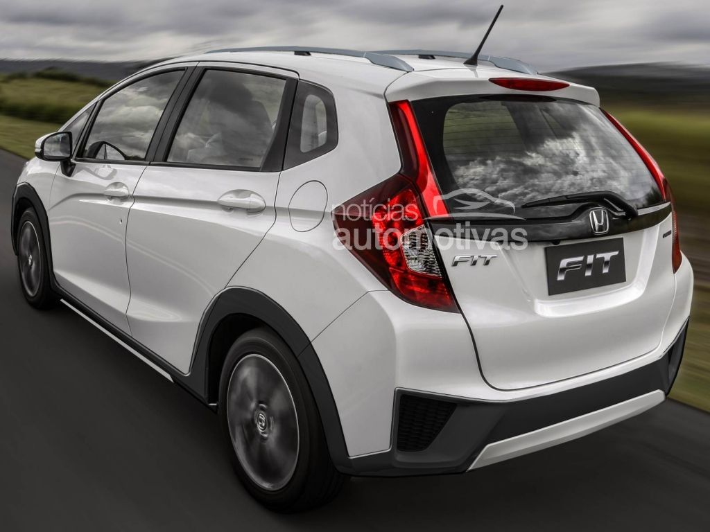 2016 honda fit iii – pictures, information and specs - auto