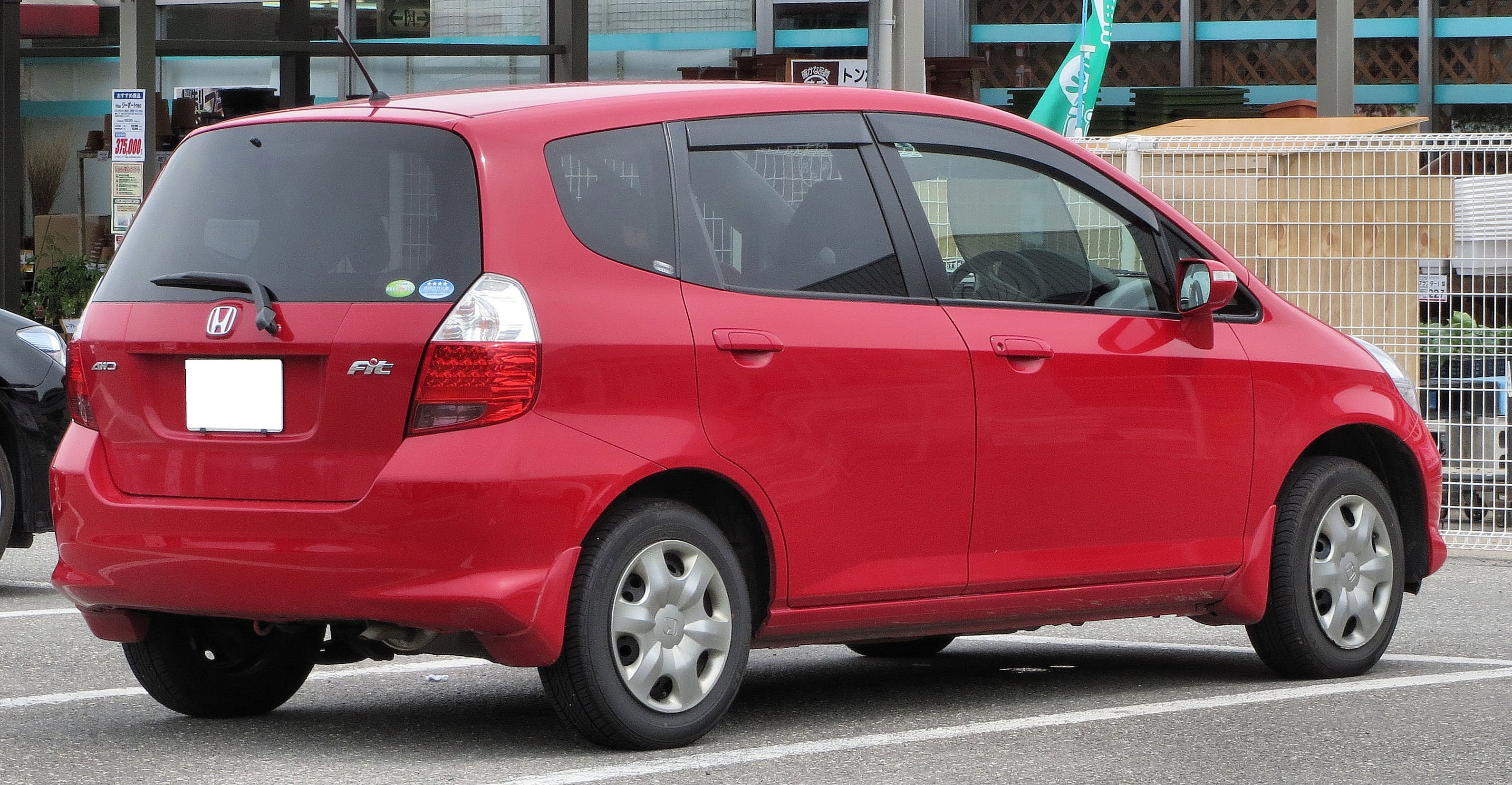 honda fit pictures #13