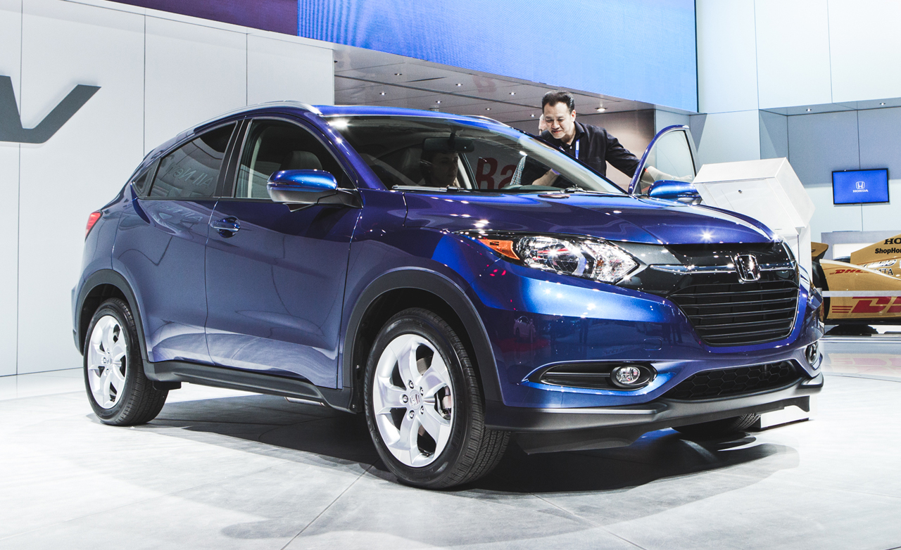 honda hr-v pictures #6