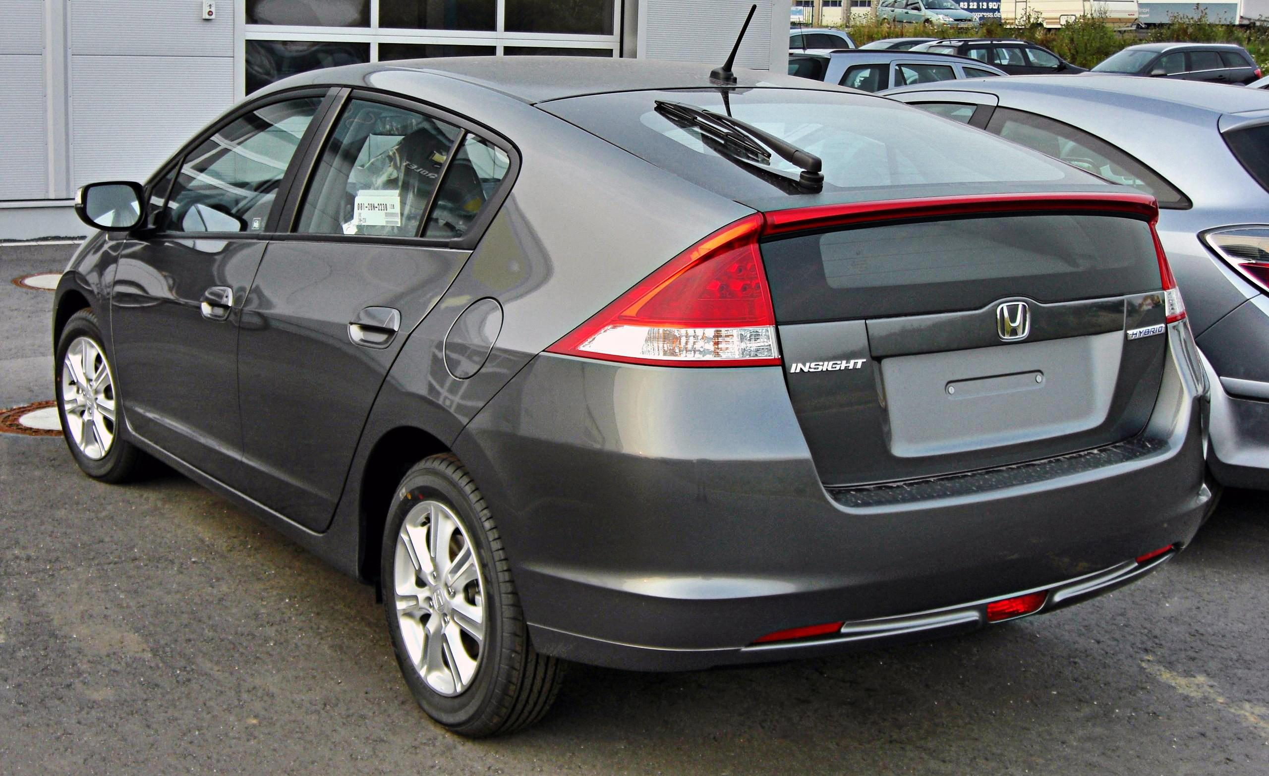 2016 Honda Insight ii - pictures, information and specs ...