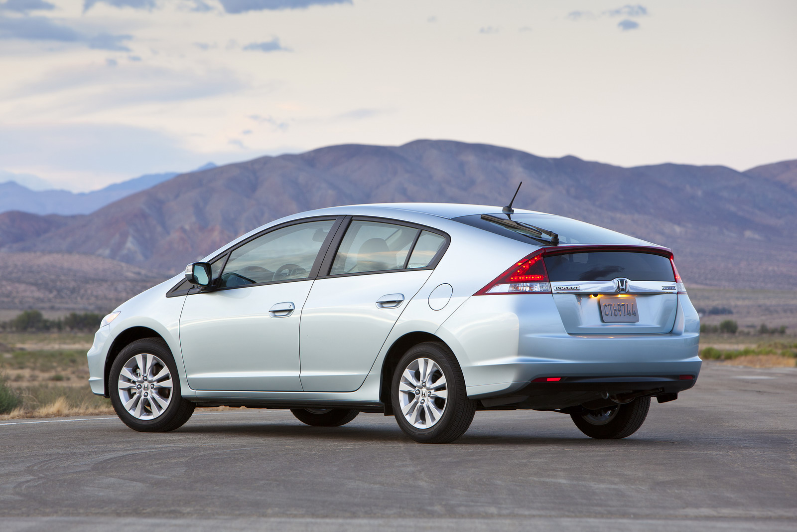 honda insight pictures #7