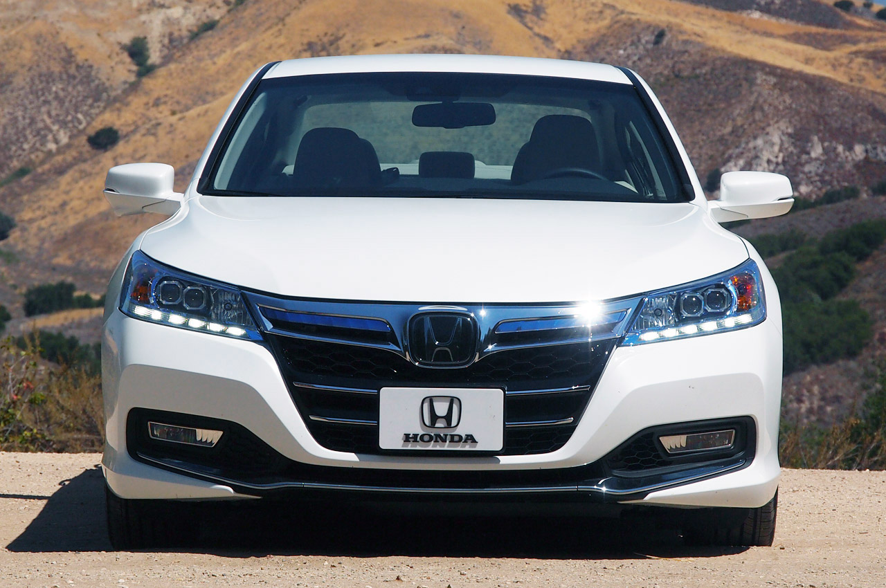 2016 Honda Inspire   pictures, information and specs - Auto