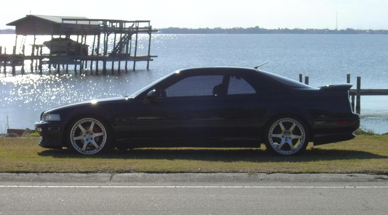 1996 Honda Integra coupe (dc2) – pictures, information and