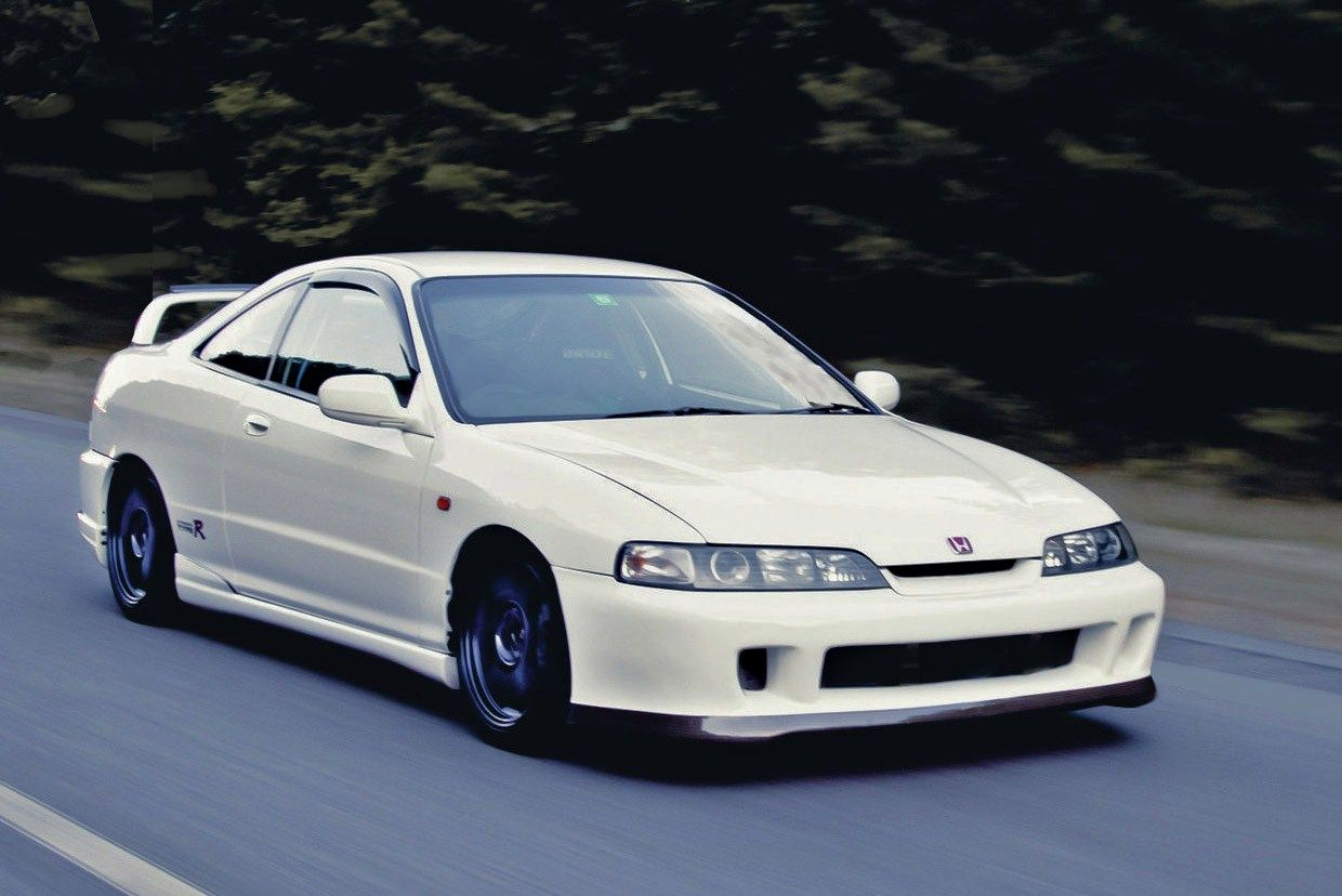 1999 Honda Integra Coupe Dc2 Pictures Information And