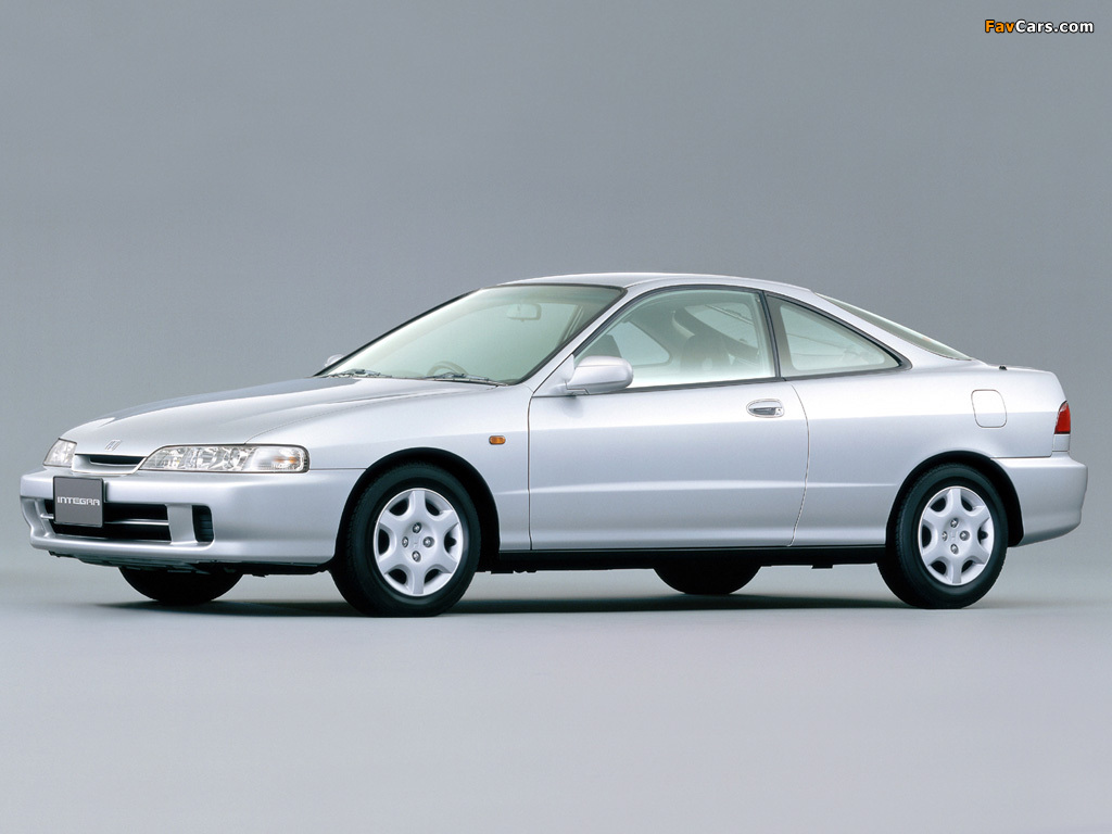honda integra coupe (dc2) 2000 images #4