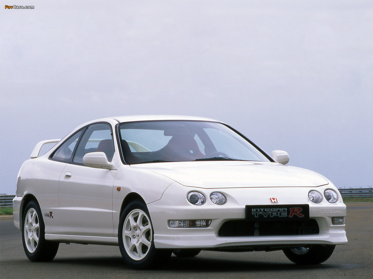 honda integra coupe (dc2) 2000 images #12