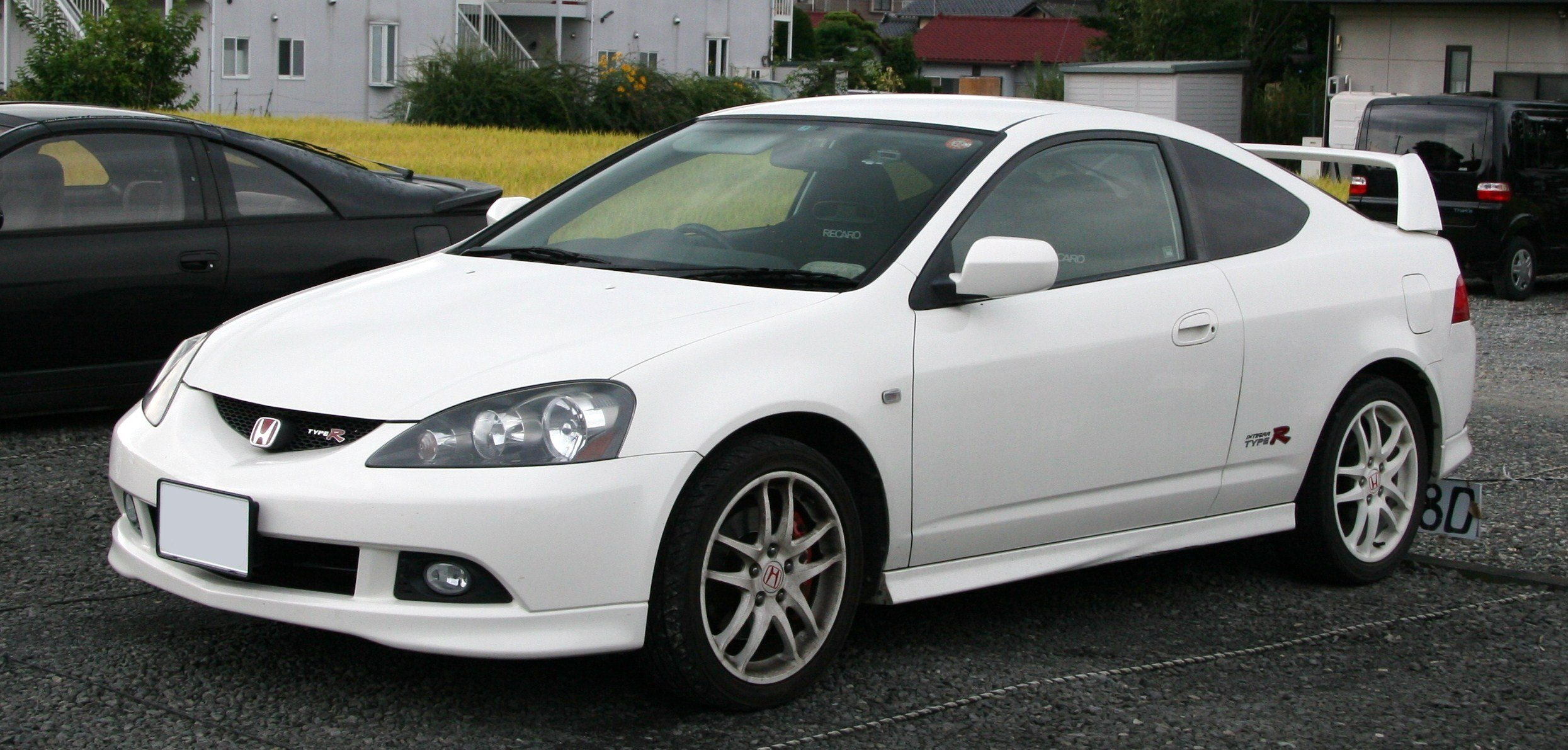 honda integra coupe (dc5) 2003 images