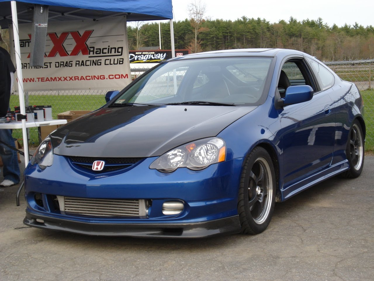 honda integra coupe (dc5) 2005 images
