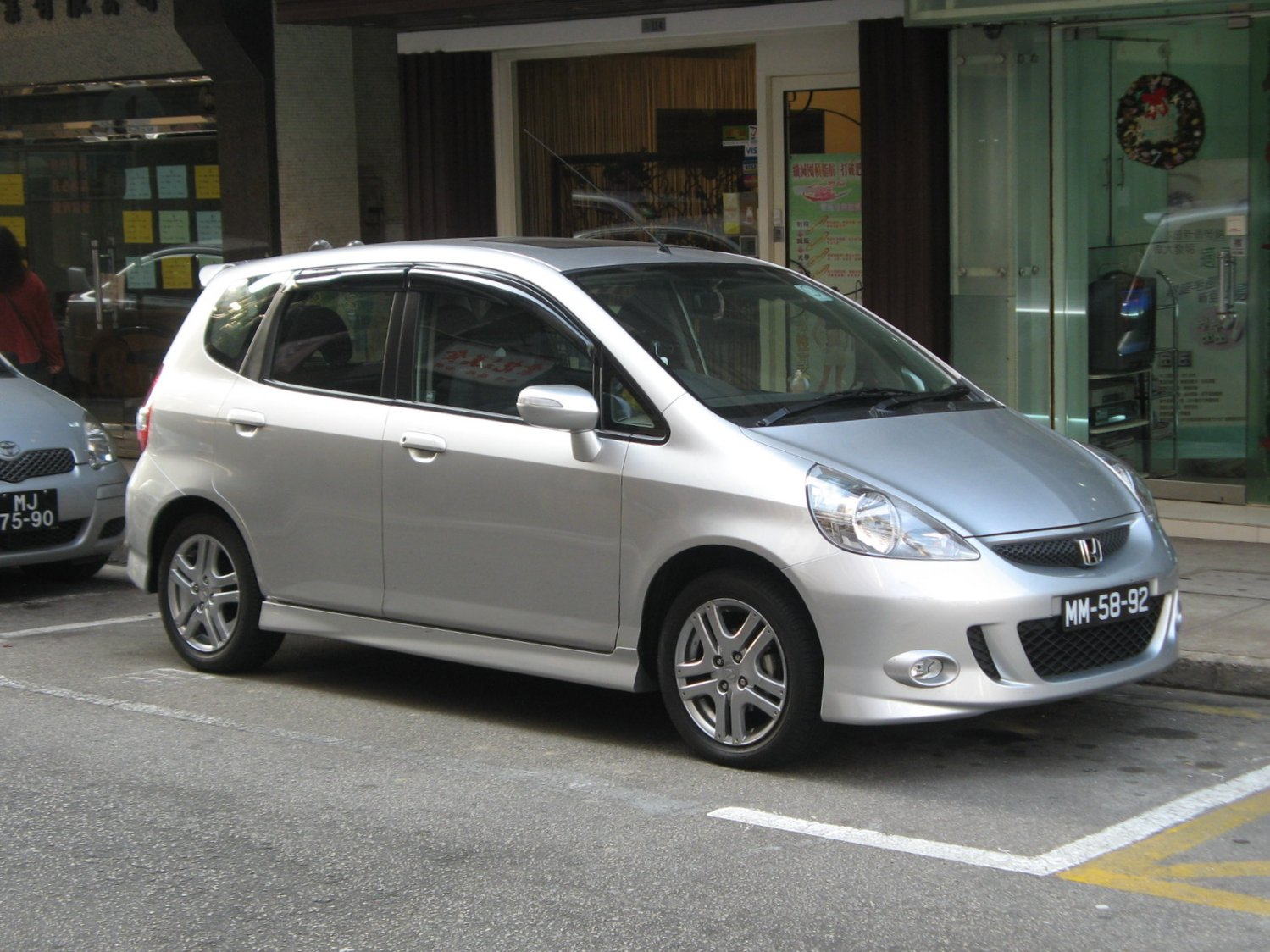 2005 honda jazz i pictures information and specs auto. Black Bedroom Furniture Sets. Home Design Ideas
