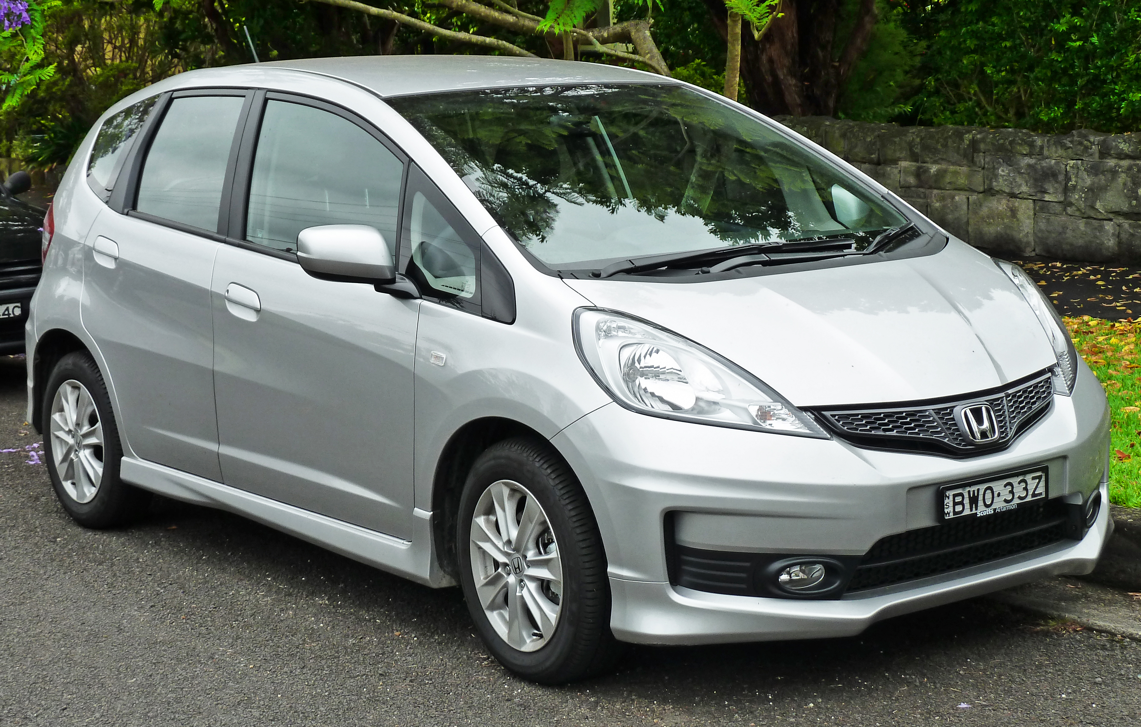 2012 honda jazz ii hybrid pictures information and specs auto. Black Bedroom Furniture Sets. Home Design Ideas