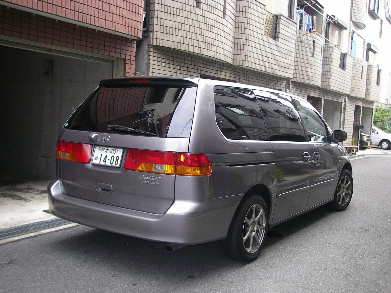 Honda Lagreat   pictures, information and specs - Auto-Database.com