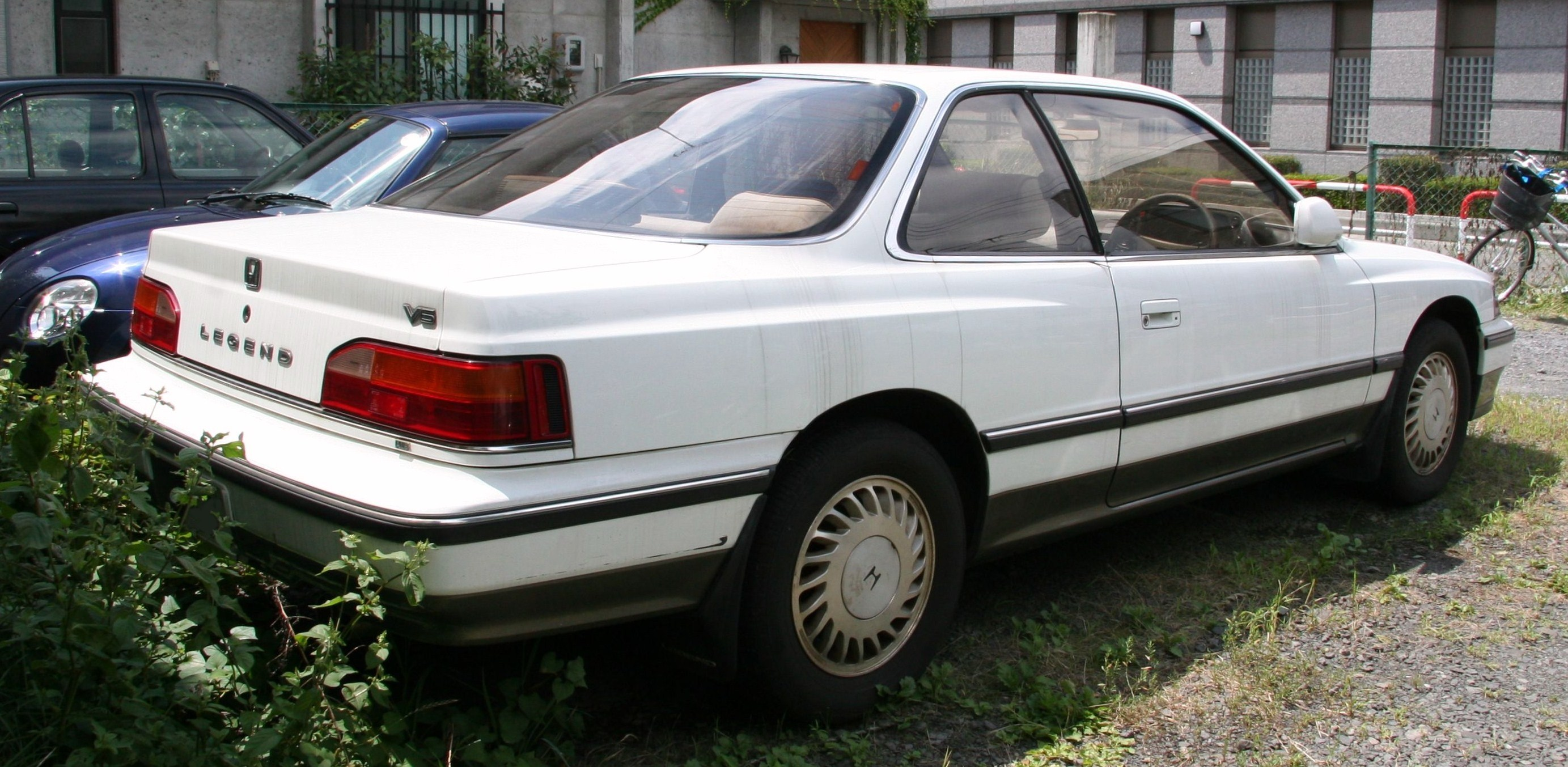 honda legend ii (ka7) 1990 models #9