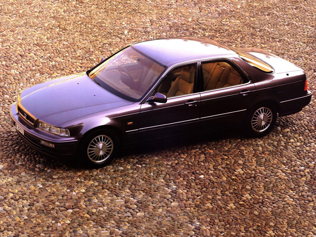 honda legend ii (ka7) 1990 pictures #13