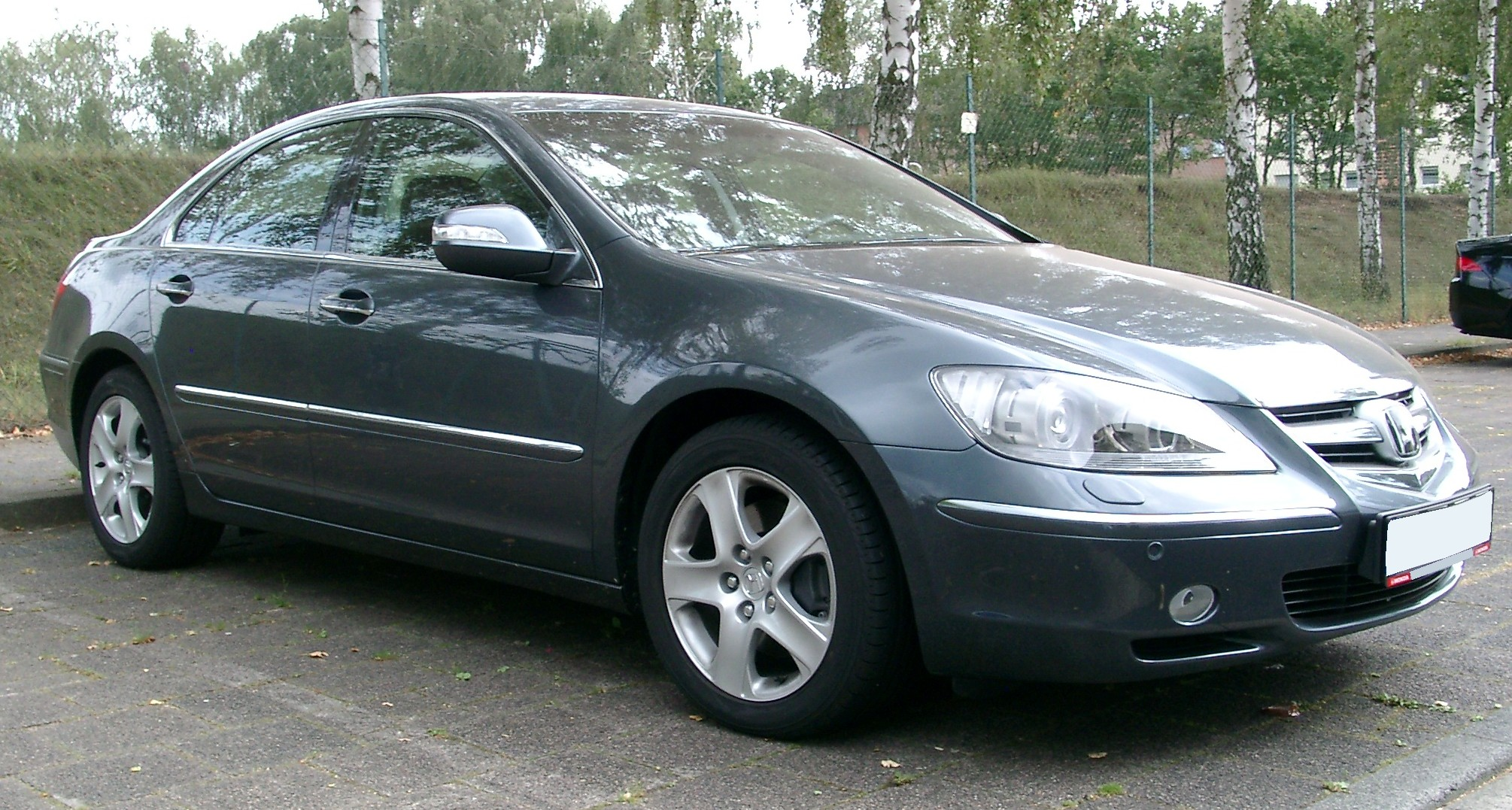 honda legend iv (kb1) 2004 #6