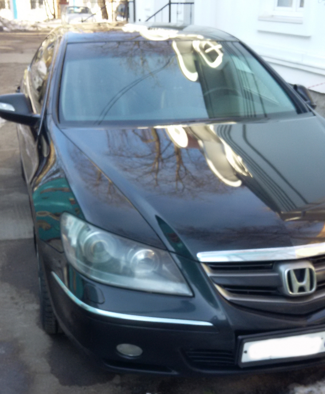 honda legend iv (kb1) 2010 #12